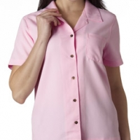 Women's Custom Embroidered Camp Shirts