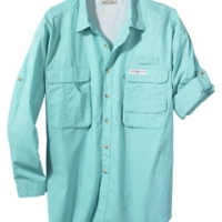 Embroidered Camp Shirts