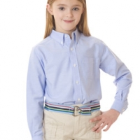 Youth Monogrammed Dress Shirts