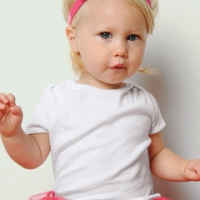 Baby Personglized Logo Shirts