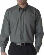 Personalized 13 Van Heusen Men's Solid Silky Poplin