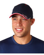 Monogrammed Adams National Constructed Cap
