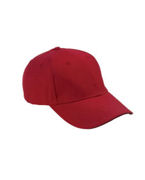 Logo Adams 6-Panel Structured Moisture Management Cap