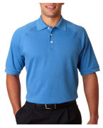 Personalized Adidas ClimaLite Tour Pique Polo