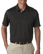 Logo adidas Golf Men's ClimaCool Mesh Color Hit Polo