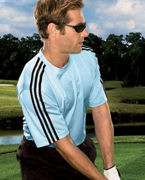 Promotional adidas Golf Men's ClimaLite 3-Stripes T-Shirt