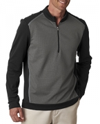 Monogrammed adidas Golf Men's Half-Zip Training Top