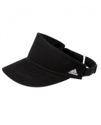 Monogrammed adidas Golf Performance Front-Hit Visor