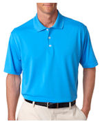 Personalized Adidas Men's ClimaLite Pique Polo