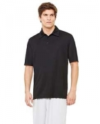 Logo All Sport Unisex Performance Three-Button Polo