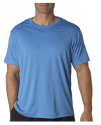 Monogrammed Alo Men's Short-Sleeve Performance Tee
