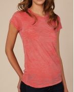Personalized Alternative Ladies' Burnout Crew Perfect Fit