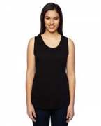 Embroidered Alternative Ladies' Cotton/Modal Muscle T-Shirt