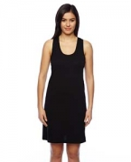 Embroidered Alternative Ladies' Effortless Tank Dress