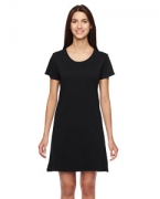 Monogrammed Alternative Ladies' Legacy T-Shirt Dress