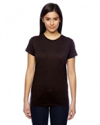 Custom Logo Alternative Ladies' Organic Cotton Short-Sleeve T-Shirt