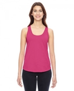 Embroidered Alternative Ladies' Shirtail Tank