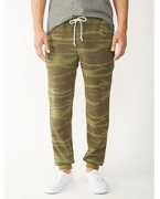 Custom Embroidered Alternative Men's Eco-Fleece Dodgeball Pant