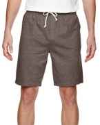 Embroidered Alternative Men's Eco-Mock Twist Triple Double Short