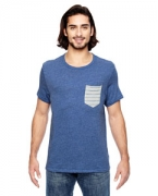 Logo Alternative Men's Pocket Eco-Jersey Crew