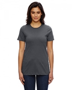 Promotional American Apparel Ladies' Fine Jersey Classic T-Shirt