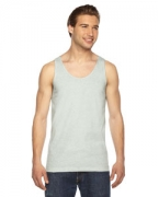 Custom Embroidered American Apparel Unisex Fine Jersey Tank