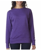 Promotional Anvil Ladies' Mid-Scoop French Terry Fleece