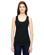 Embroidered Anvil Ladies' Triblend Racerback Tank