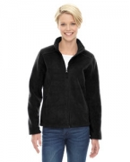 Embroidered Ash City - Core 365 Ladies' Journey Fleece Jacket