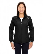 Custom Embroidered Ash City - Core 365 Ladies' Motivate Unlined Lightweight Jacket