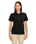 Monogrammed Ash City - Core 365 Ladies' Origin Performance Pique Polo