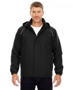 Customized Ash City - Core 365 Men's Brisk Insulated Jacket