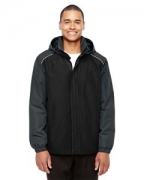 Promotional Ash City - Core 365 Men's Inspire Colorblock All-Season Jacket
