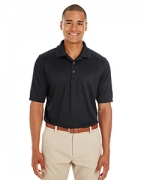 Embroidered Ash City - Core 365 Men's Pilot Textured Ottoman Polo