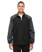 Promotional Ash City - Core 365 Men's Stratus Colorblock Lightweight Jacket