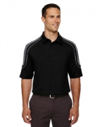 Monogrammed Ash City - Extreme Edry Men's Colorblock Polo