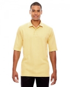 Personalized Ash City - Extreme Edry Men's Needle-Out Interlock Polo