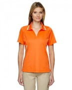 Personalized Ash City - Extreme Eperformance Ladies' Propel Interlock Polo with Contrast Tape
