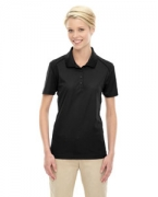Personalized Ash City - Extreme Eperformance Ladies' Shield Snag Protection Short-Sleeve Polo