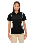 Monogrammed Ash City - Extreme Eperformance Ladies' Venture Snag Protection Polo
