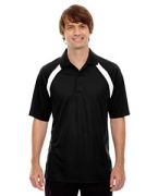 Personalized Ash City - Extreme Eperformance Men's Colorblock Pique  Polo