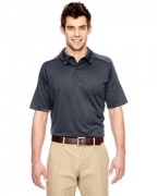 Custom Embroidered Ash City - Extreme Eperformance Men's Fluid Mlange Polo