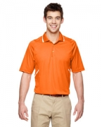 Custom Embroidered Ash City - Extreme Eperformance Men's Propel Interlock Polo with Contrast Tape