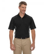 Customized Ash City - Extreme Eperformance Men's Tall Fuse Snag Protection Plus Colorblock Polo