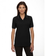 Custom Embroidered Ash City - Extreme Ladies' Cotton Jersey Polo