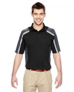 Customized Ash City - Extreme Men's Eperformance Strike Colorblock Snag Protection Polo