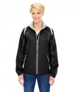 Promotional Ash City - North End Ladies' Endurance Lightweight Colorblock Jacket