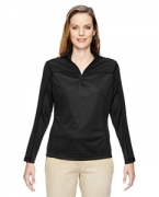 Monogrammed Ash City - North End Ladies' Excursion Circuit Performance Half-Zip