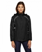 Promotional Ash City - North End Ladies' Sirius Lightweight Jacket with Embossed Print