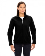 Custom Logo Ash City - North End Ladies' Three-Layer Fleece Bonded Performance Soft Shell Jacket